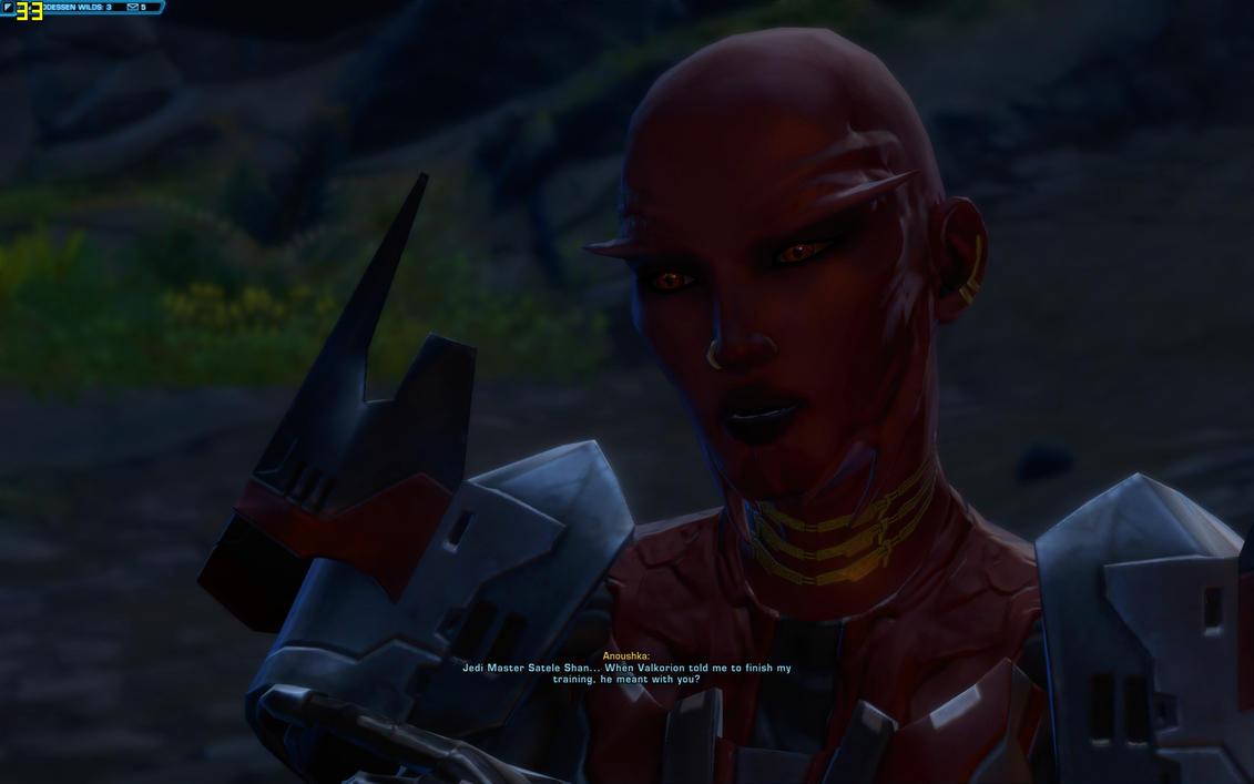 Force transcendence by Ragnarok6664