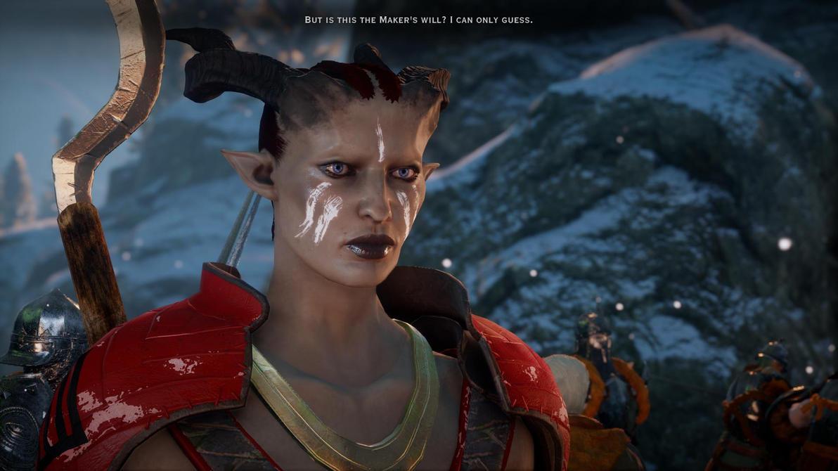 Dragon Age by Ragnarok6664