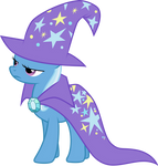 Trixie is not impressed (FIXED)