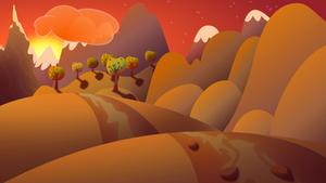 MLP - Twilight Background (FIXED)