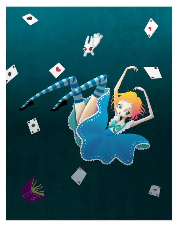 Down the rabbit hole by pachix