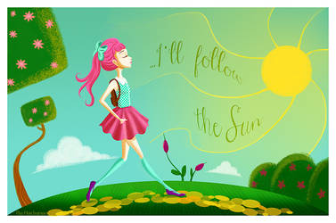 Follow the sun by pachix
