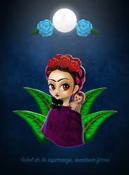 Frida by pachix