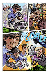 Soccerboy by RobertRath