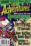 Disney Adventures Goosebumps