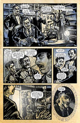 Mystery Men by RobertRath