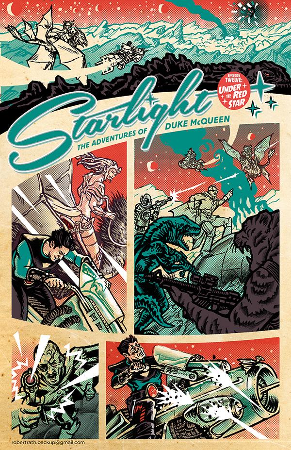 Starlight by RobertRath