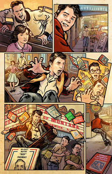 Back to the Future Sample page 3