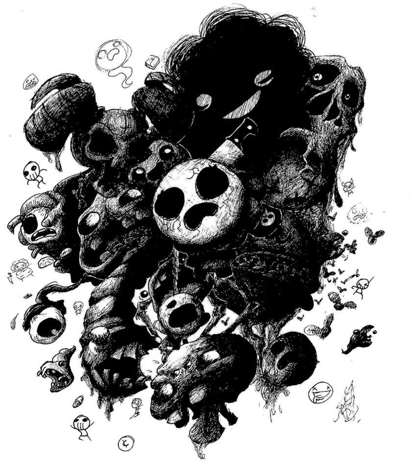 My Mind by SpookyDudeOWO