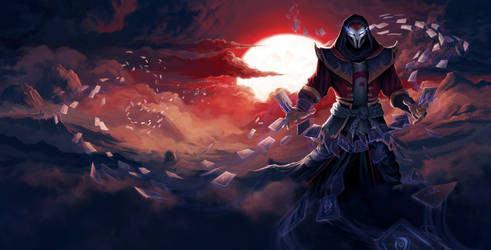 Bloodmoon Twisted Fate