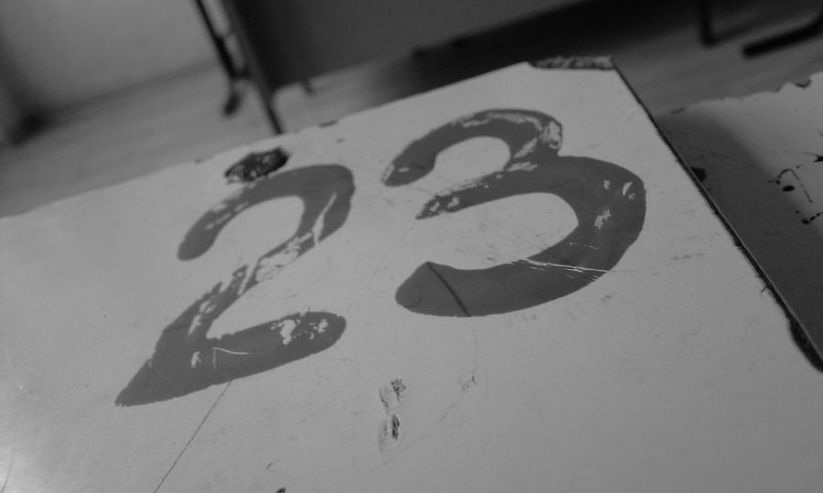 The 23 enigma by Bozzenheim