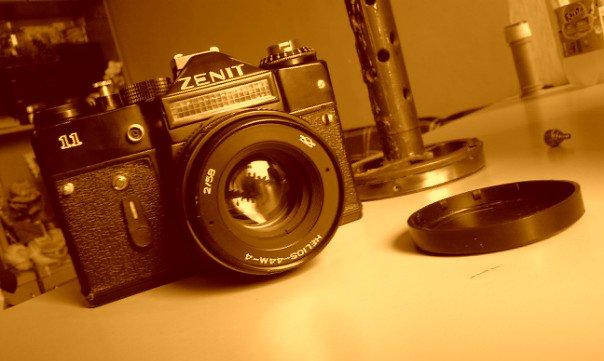 SLR Zenit by Bozzenheim