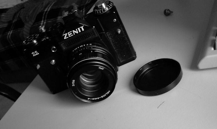 Zenit Black'n'White by Bozzenheim