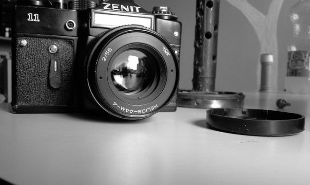 Zenit Black'n'White 2 by Bozzenheim