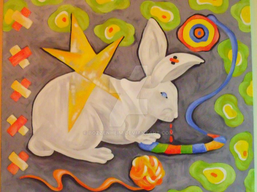 Bunny by Bozzenheim