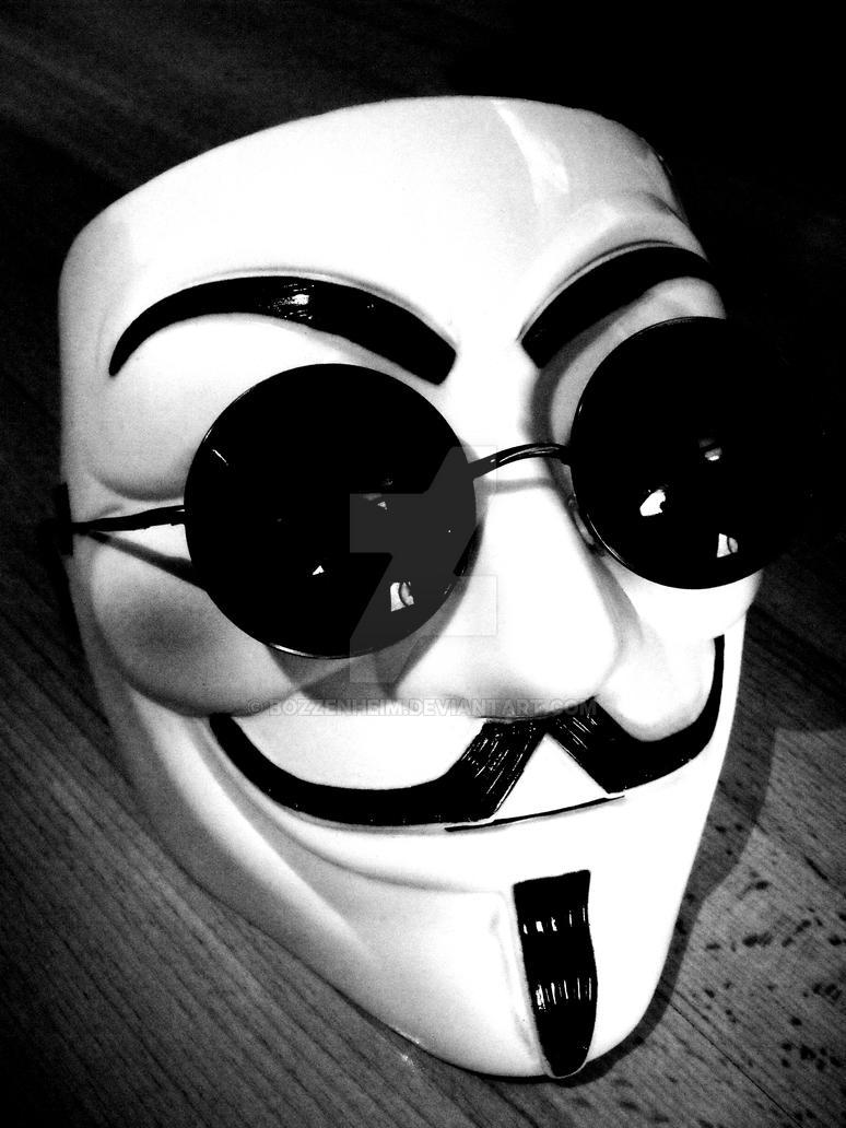 Anonymous by Bozzenheim