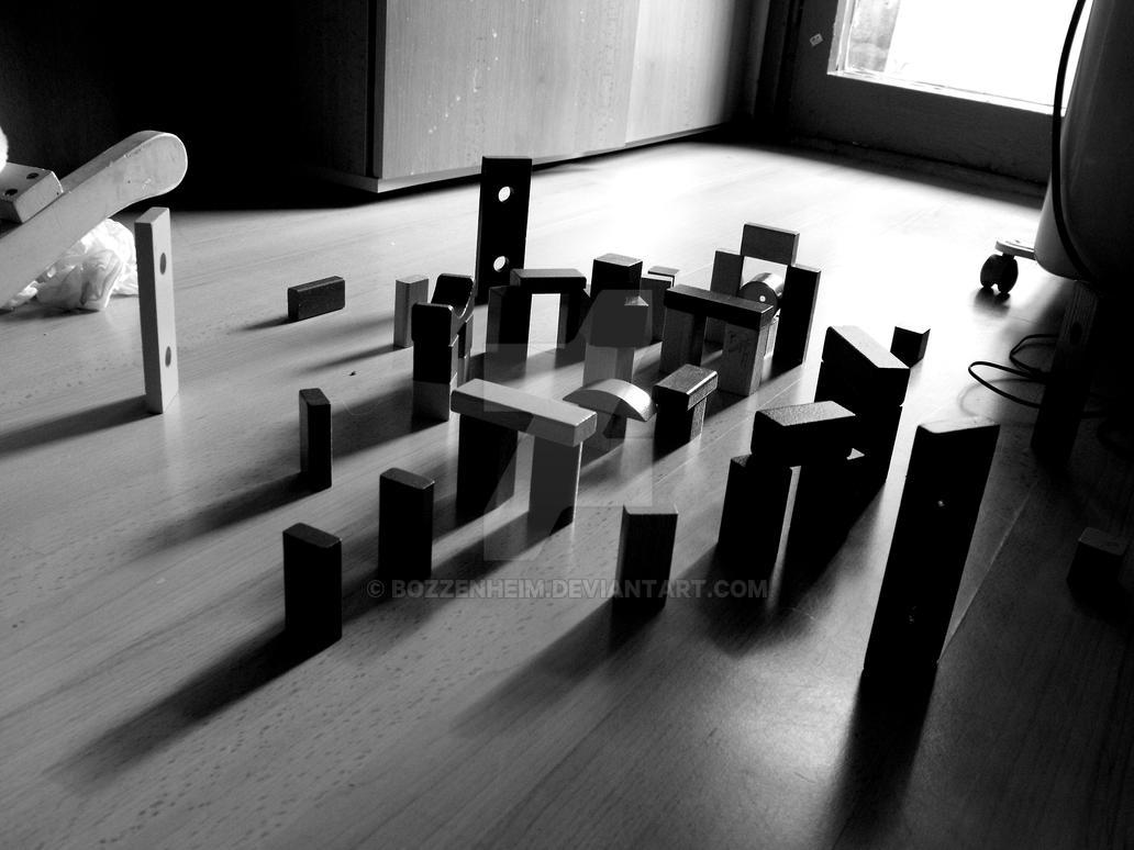 Toy Stonehenge by Bozzenheim
