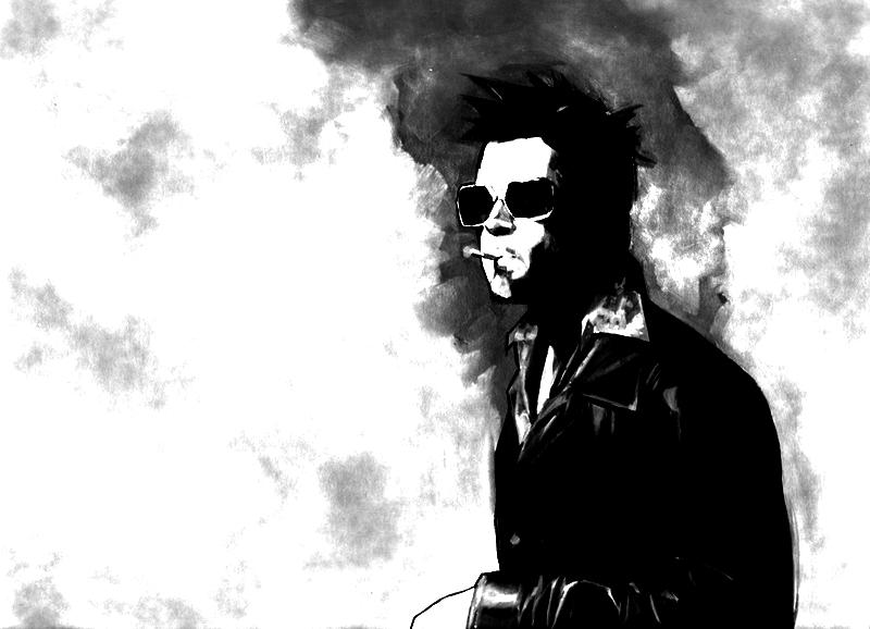 Tyler Durden by meeish