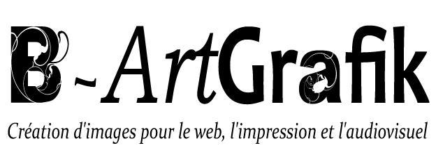 B-ARTGRAFIK logotype by babeuh