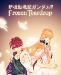 Frozen Teardrop - coloured by mikaorurk