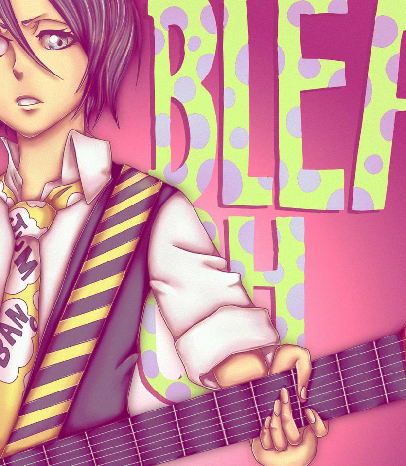 JumpBang: Rukia by mikaorurk