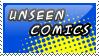 Unseen Comics Stamp by Elixia-Dragmire