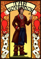 The Governor - Corric by Elixia-Dragmire
