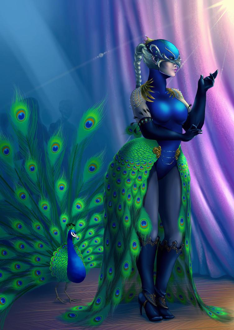 Miss OC Round 3 - Tebetha by Elixia-Dragmire