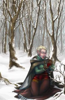 Miss OC Pegeant - winter wear - Tebetha