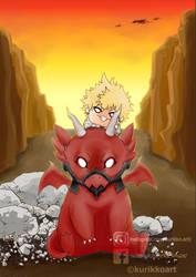 Dragon King Bakugou