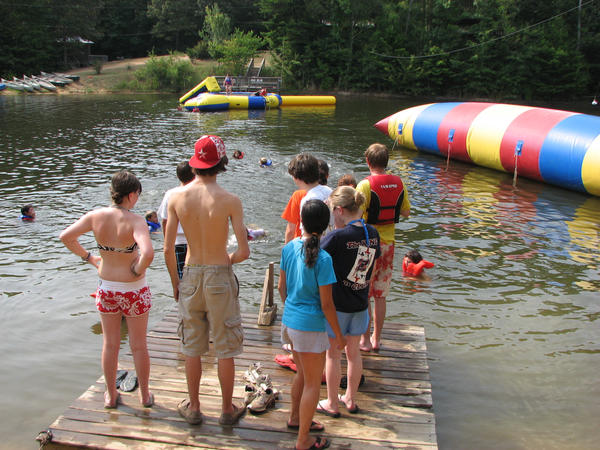 Camp 10 by ThisIsStock Jak jet na tábor se svými dětmi   díl 1.