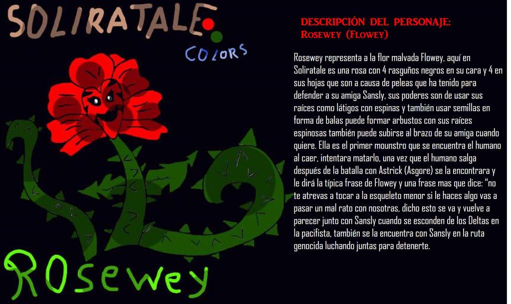 Rosewey-Soliratale-personajeFlowey-BY-SHIBA1990 by Shiba1990