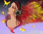 Song of the Fire Butterflies