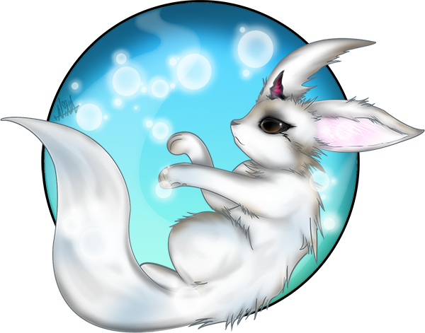 ff15 carbuncle by invaderdeepsauce -#main