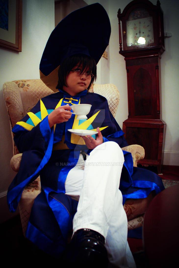 Cosplay_Eriol Hiragiizawa by NaruKids