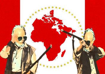 Mr Dawes Sr. Cacciatore del Canadafrica by Marcogio