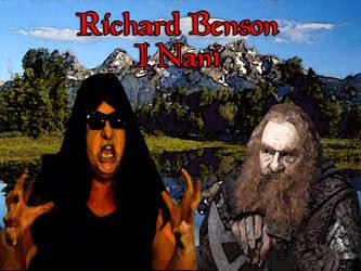 Richard Benson - I Nani by Marcogio