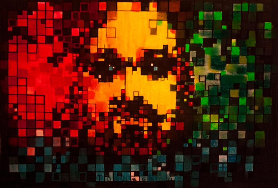 Pixelf by tomhegedus