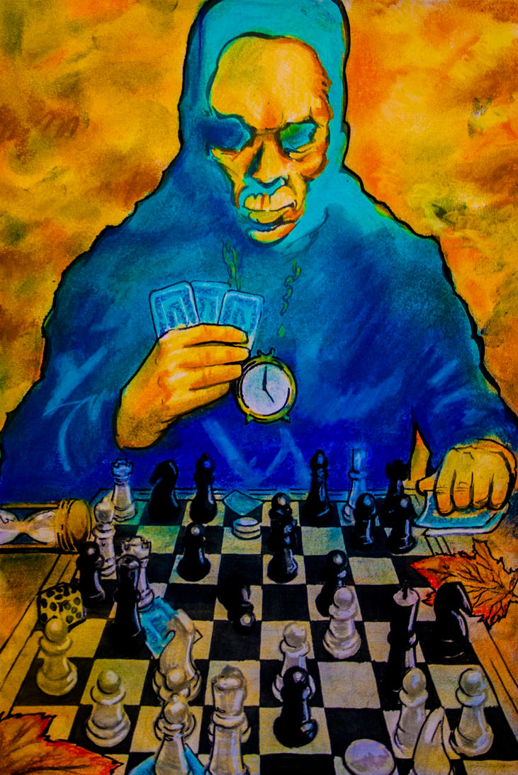 Game of death by tomhegedus
