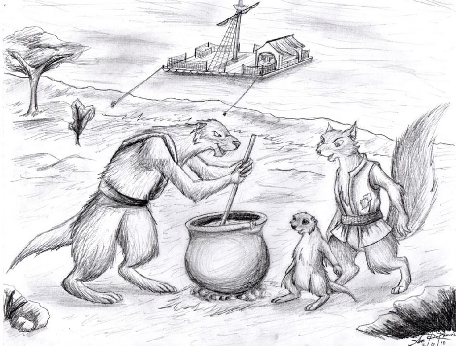 Pirate Stew by 1-Renaissance