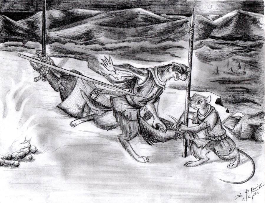 Veil's Sacrifice by 1-Renaissance