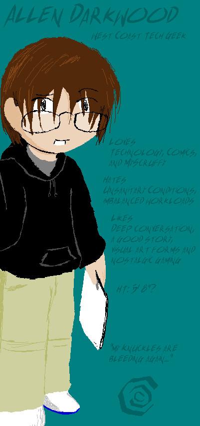 Allen-Darkwood's Profile Picture