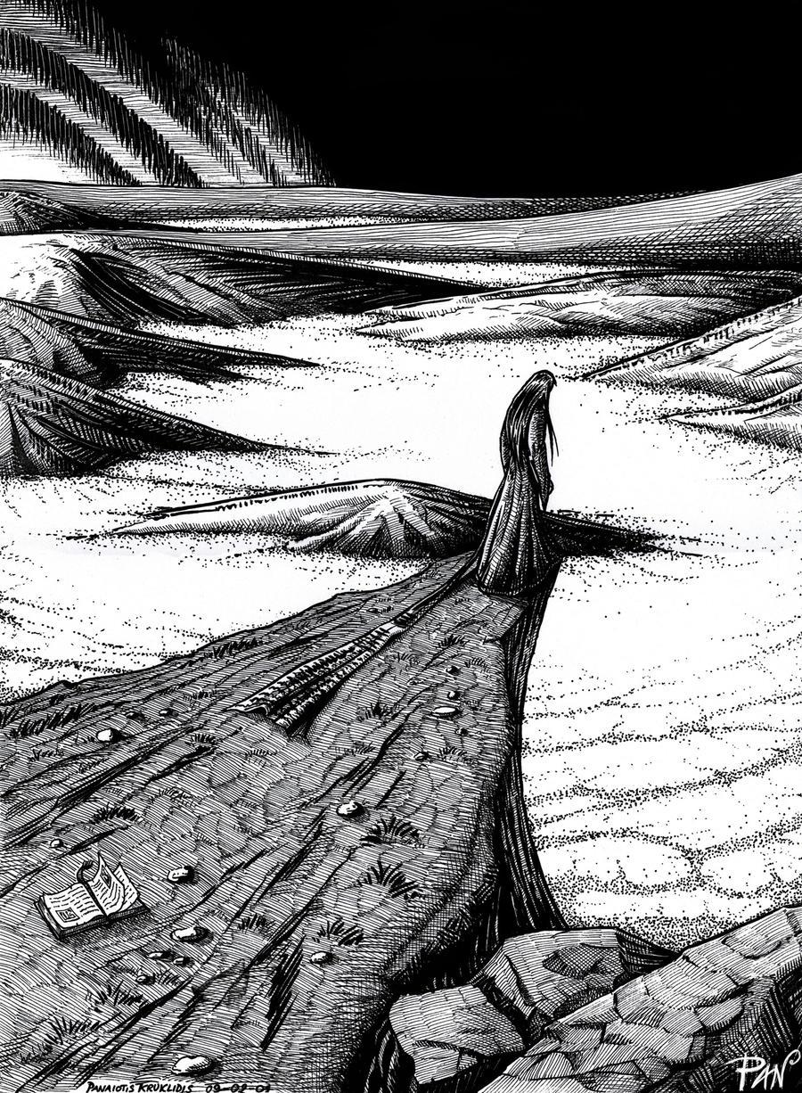 Solitude by Panaiotis