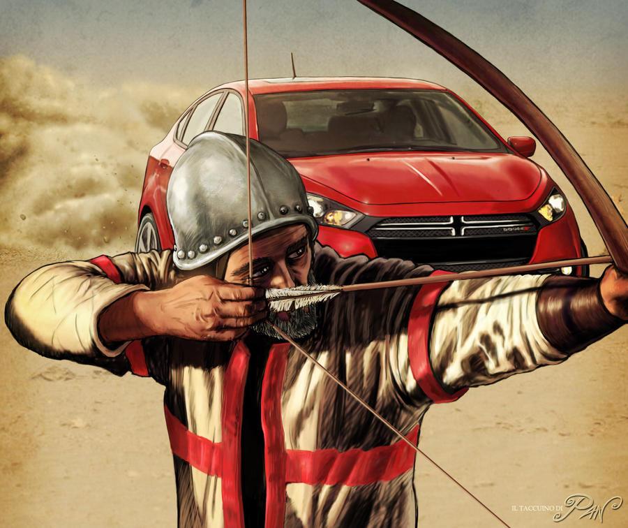Dodge Dart - The Crusader by Panaiotis