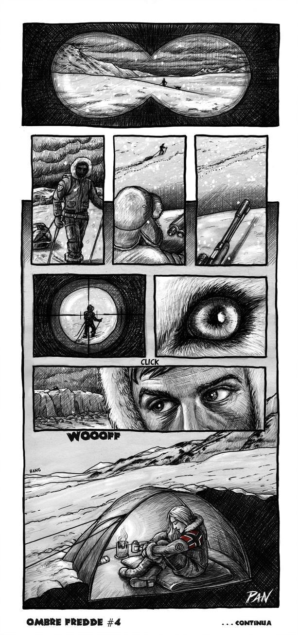 COLD SHADOWS #04 by Panaiotis