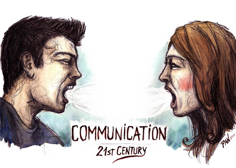 Communications of 21st Century by Panaiotis