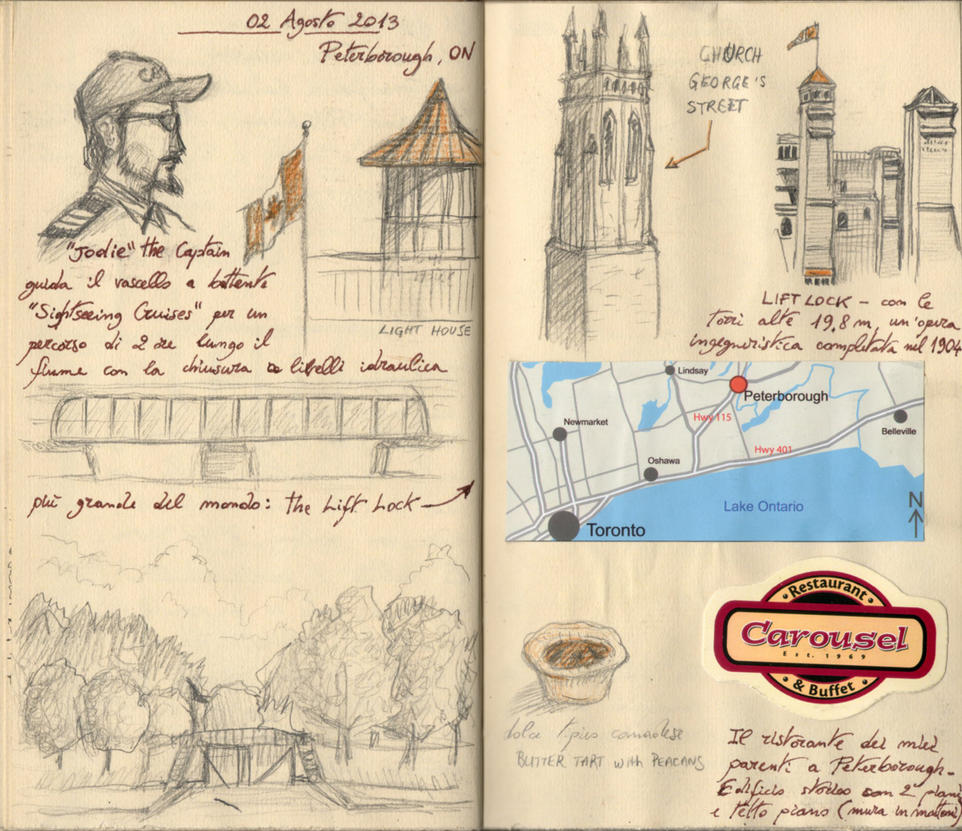 Travel book from Canada 02 by Panaiotis