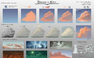 Tutorial Disegnare Nuvole by Panaiotis