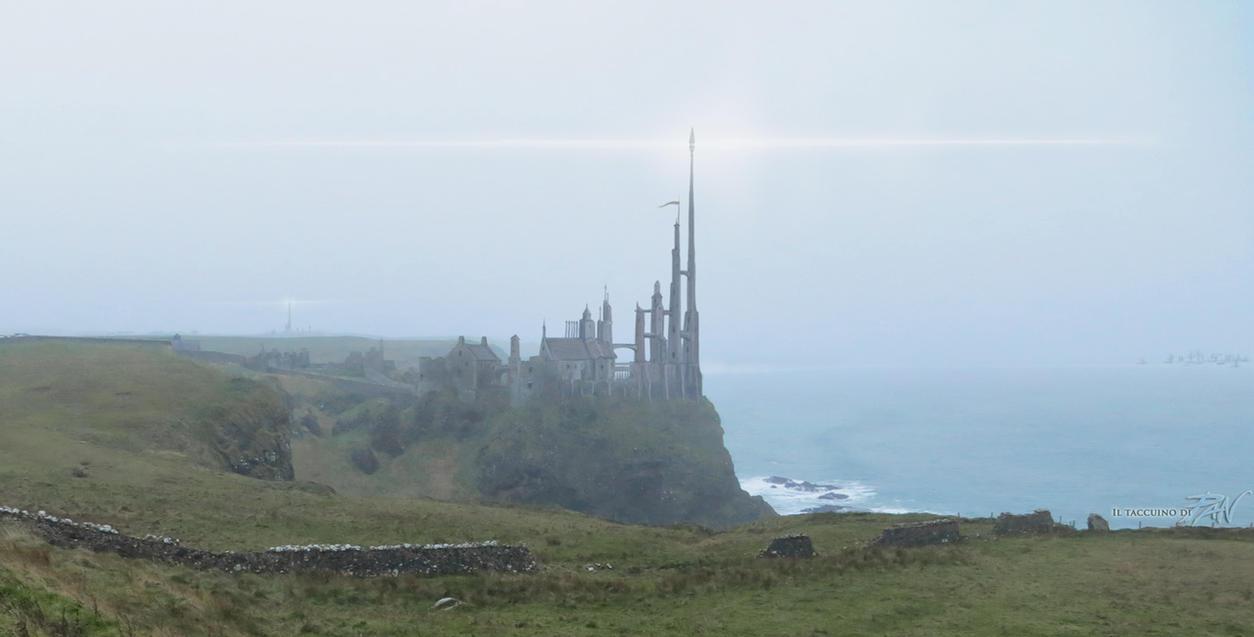 Torre di avvistamento costiera by Panaiotis