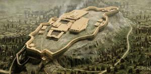Acropoli Micenea di Atene (1200 a.C.)